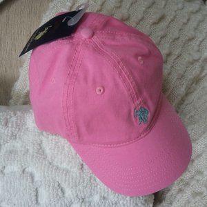 NWT! U.S. Polo ASSOC. Pink BASEBALL Cap HAT